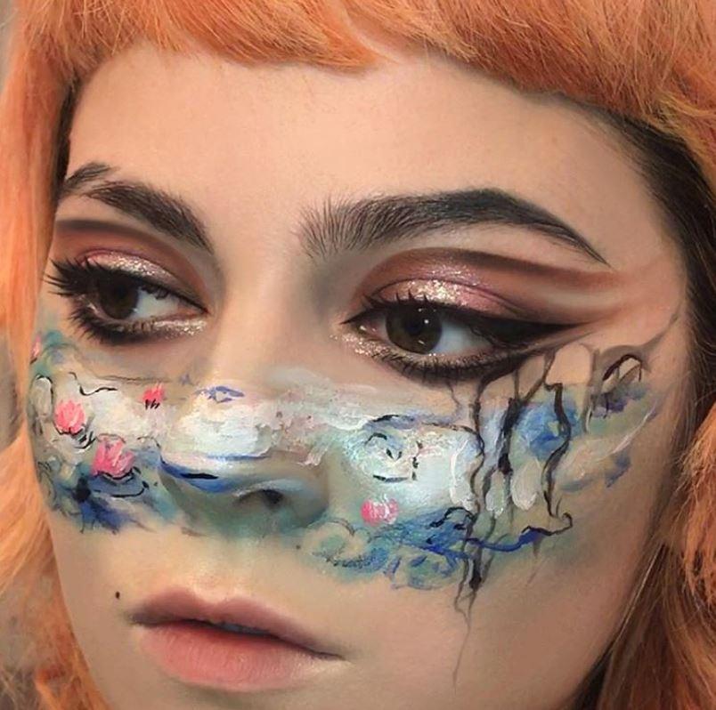 Monet-Inspired Artwork