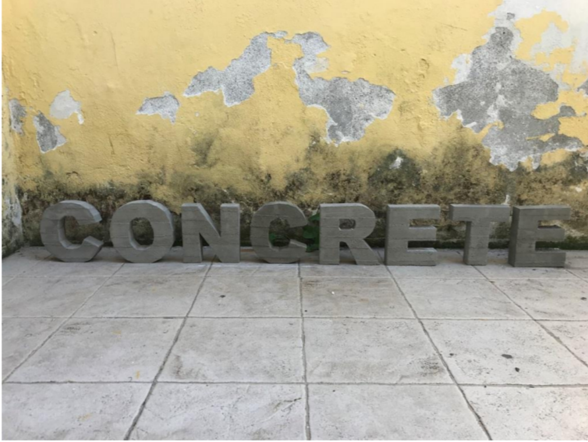 Concrete by Mario Loprete