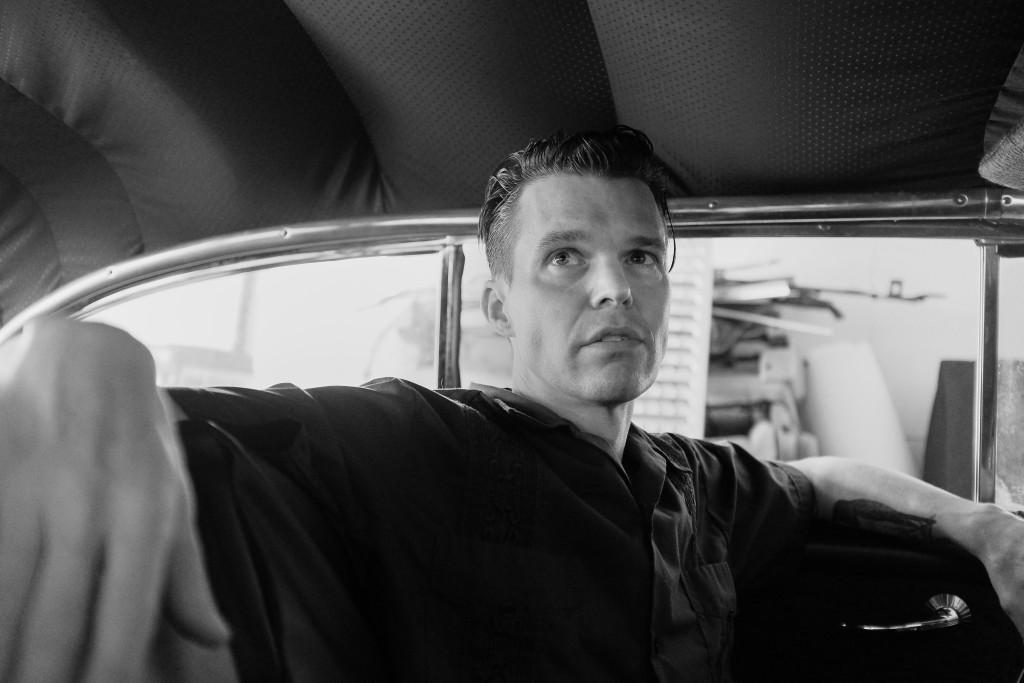Photo of Will Eskridge by Sean Dun