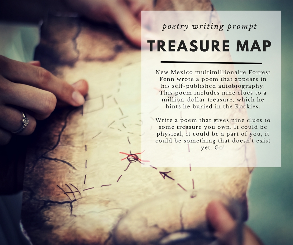 poetry writing prompt